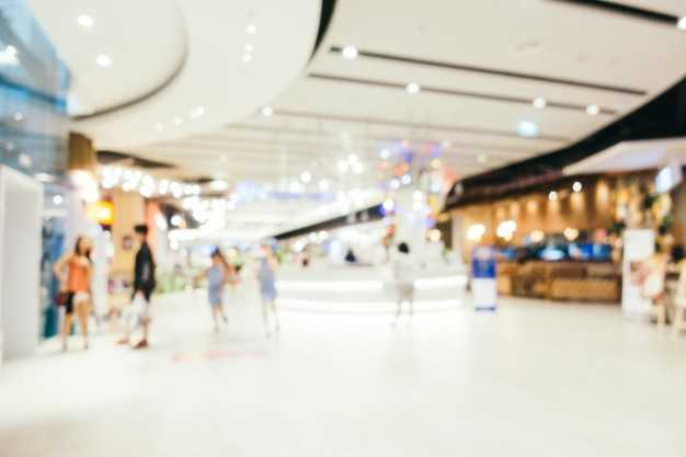 Retail Outlets and Shopping Mall